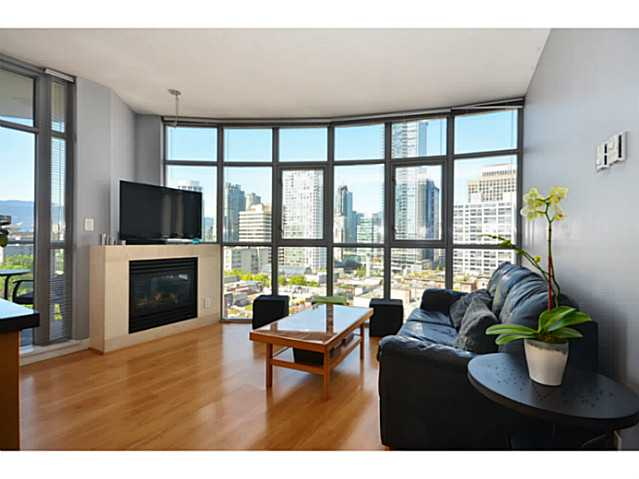 Main Photo: # 1102 1050 SMITHE ST in Vancouver: West End VW Condo for sale (Vancouver West)  : MLS®# V1005801