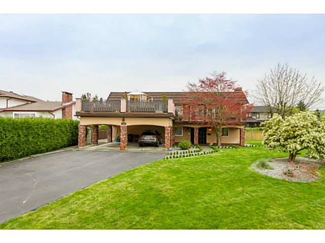 Main Photo: 7420 DORCHESTER DR in Burnaby: Government Road House for sale (Burnaby North)  : MLS(r) # V1001362