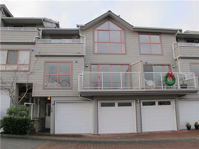 "Main Photo: 59 323 GOVERNORS Court in New Westminster: Fraserview NW Townhouse for sale in ""FRASERVIEW"" : MLS® # V1038870"