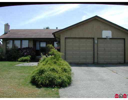 Main Photo: 32766 OKANAGAN DR in Abbotsford: Abbotsford West House for sale : MLS® # F2613486