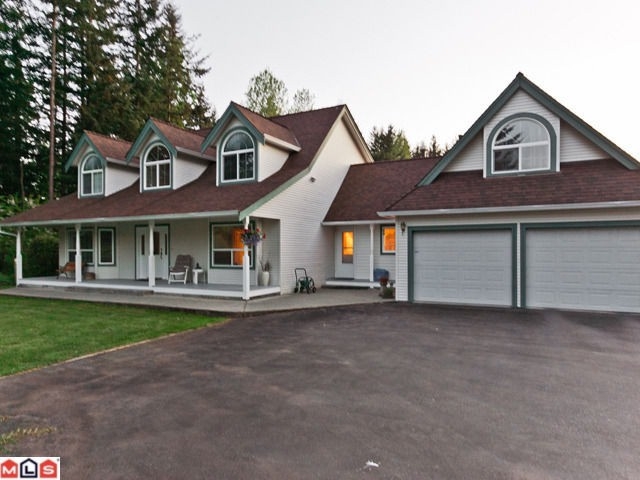 Main Photo: 4857  256TH ST in Langley: Salmon River House for sale : MLS® # F1210448