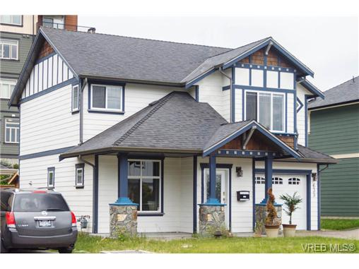 Main Photo: 639 Treanor Avenue in VICTORIA: La Thetis Heights Single Family Detached for sale (Langford)  : MLS(r) # 337637
