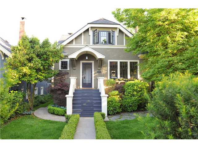 Main Photo: 2326 W 49TH Avenue in Vancouver: S.W. Marine House for sale (Vancouver West)  : MLS®# V1067937