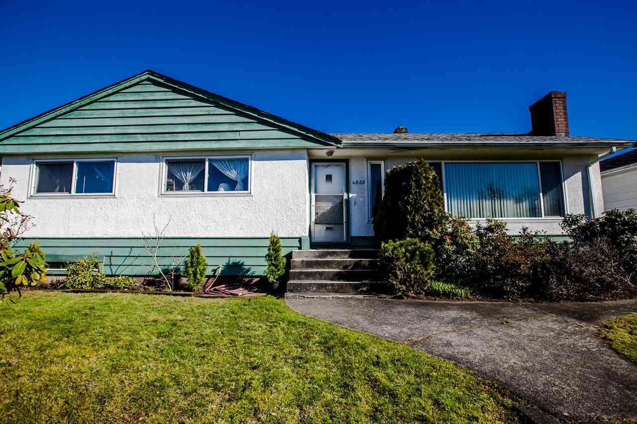 Main Photo: 4655 HIGHLAWN Drive in Burnaby: Brentwood Park House for sale (Burnaby North)  : MLS® # R2037365