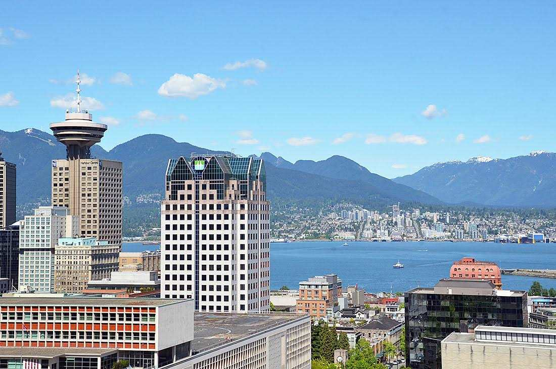 Main Photo: 2802 233 ROBSON Street in Vancouver: Downtown VW Condo for sale (Vancouver West)  : MLS® # R2068442