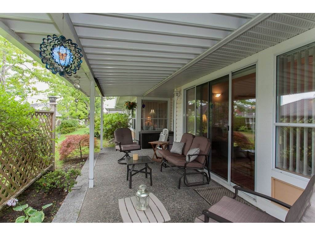 "Photo 19: 16 21746 52 Avenue in Langley: Murrayville Townhouse for sale in ""Glenwood Village Estates"" : MLS® # R2087086"