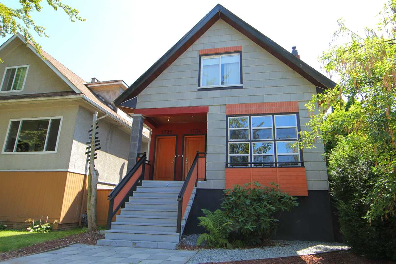 Main Photo: 1734-38 E 1ST Avenue in Vancouver: Grandview VE House for sale (Vancouver East)  : MLS® # R2095369