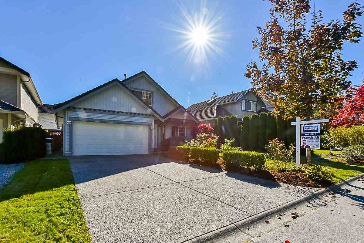"Main Photo: 16886 81B Avenue in Surrey: Fleetwood Tynehead House for sale in ""Emerald Crest"" : MLS® # R2115461"