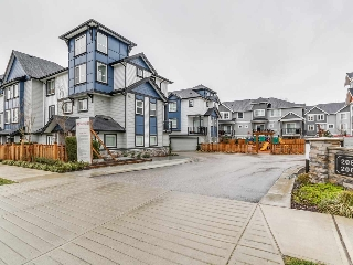 "Main Photo: 53 20860 76 Avenue in Langley: Willoughby Heights Townhouse for sale in ""Lotus Living"" : MLS(r) # R2134583"