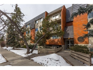 Main Photo: 406 222 5 Avenue NE in Calgary: Crescent Heights Condo for sale : MLS(r) # C4102269