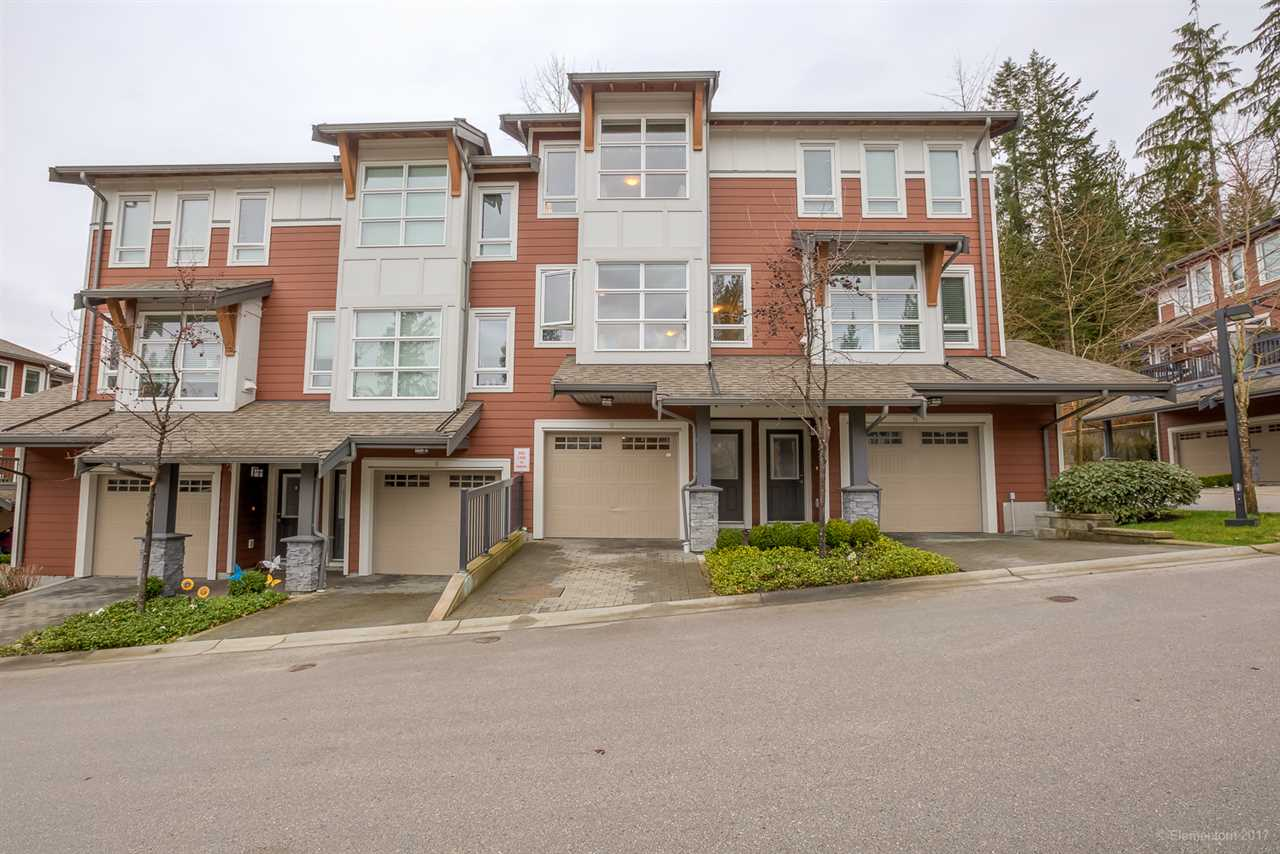 Main Photo: 9 3431 GALLOWAY Avenue in Coquitlam: Burke Mountain Townhouse for sale : MLS® # R2148239