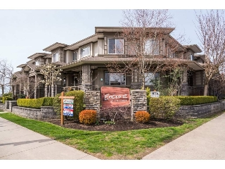 "Main Photo: 81 18701 66 Avenue in Langley: Cloverdale BC Townhouse for sale in ""The Encore"" (Cloverdale)  : MLS(r) # R2155378"