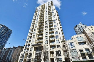 "Main Photo: 1501 1225 RICHARDS Street in Vancouver: Downtown VW Condo for sale in ""EDEN"" (Vancouver West)  : MLS(r) # R2156116"