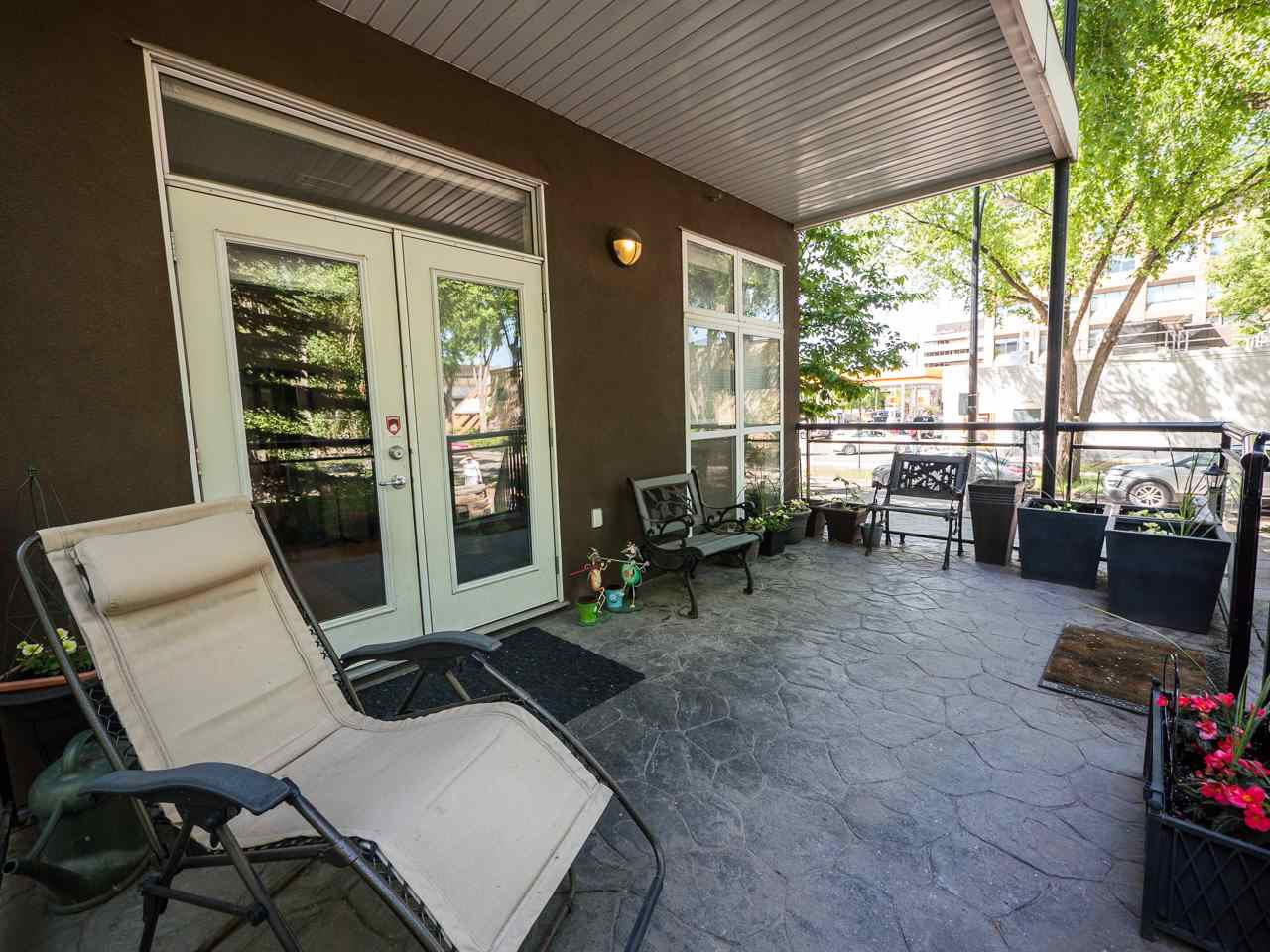Main Photo: 141 10403 122 Street in Edmonton: Zone 07 Condo for sale : MLS(r) # E4067377