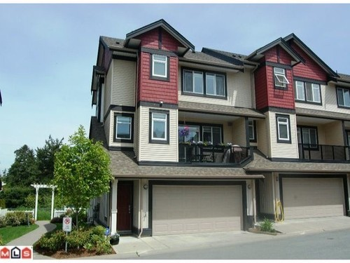 Main Photo: 9 7168 179TH Street in Cloverdale: Home for sale : MLS® # F1205320
