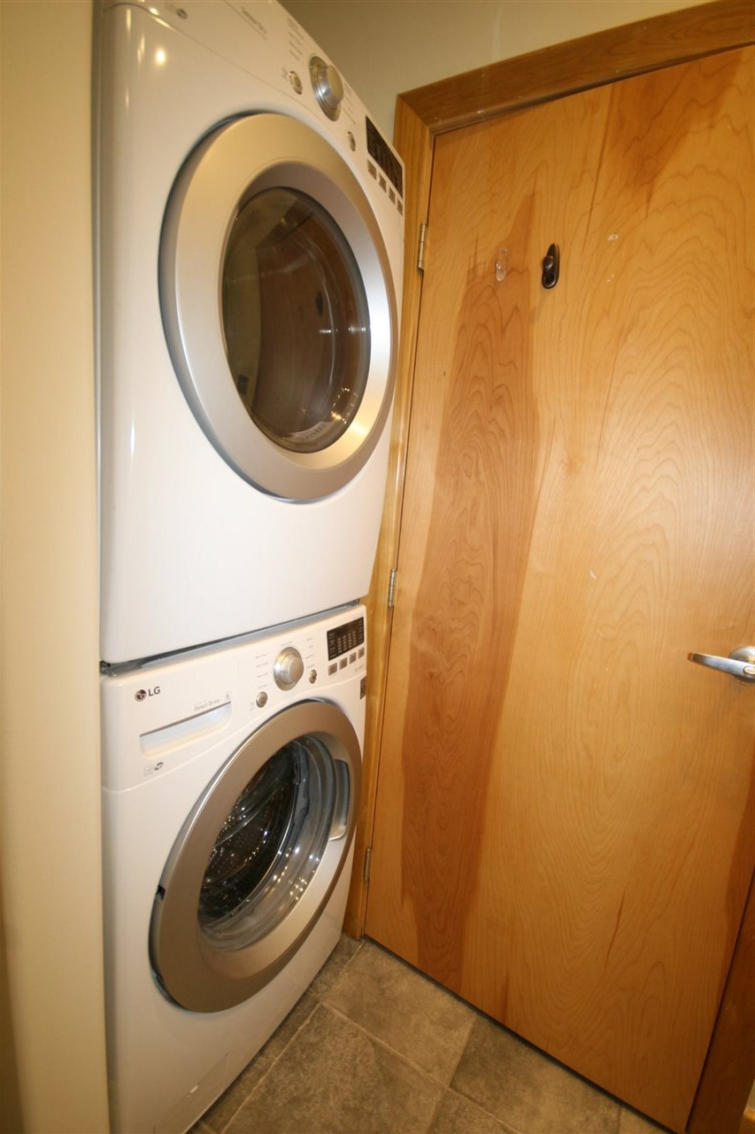 In suite laundry - full sized washer and dryer