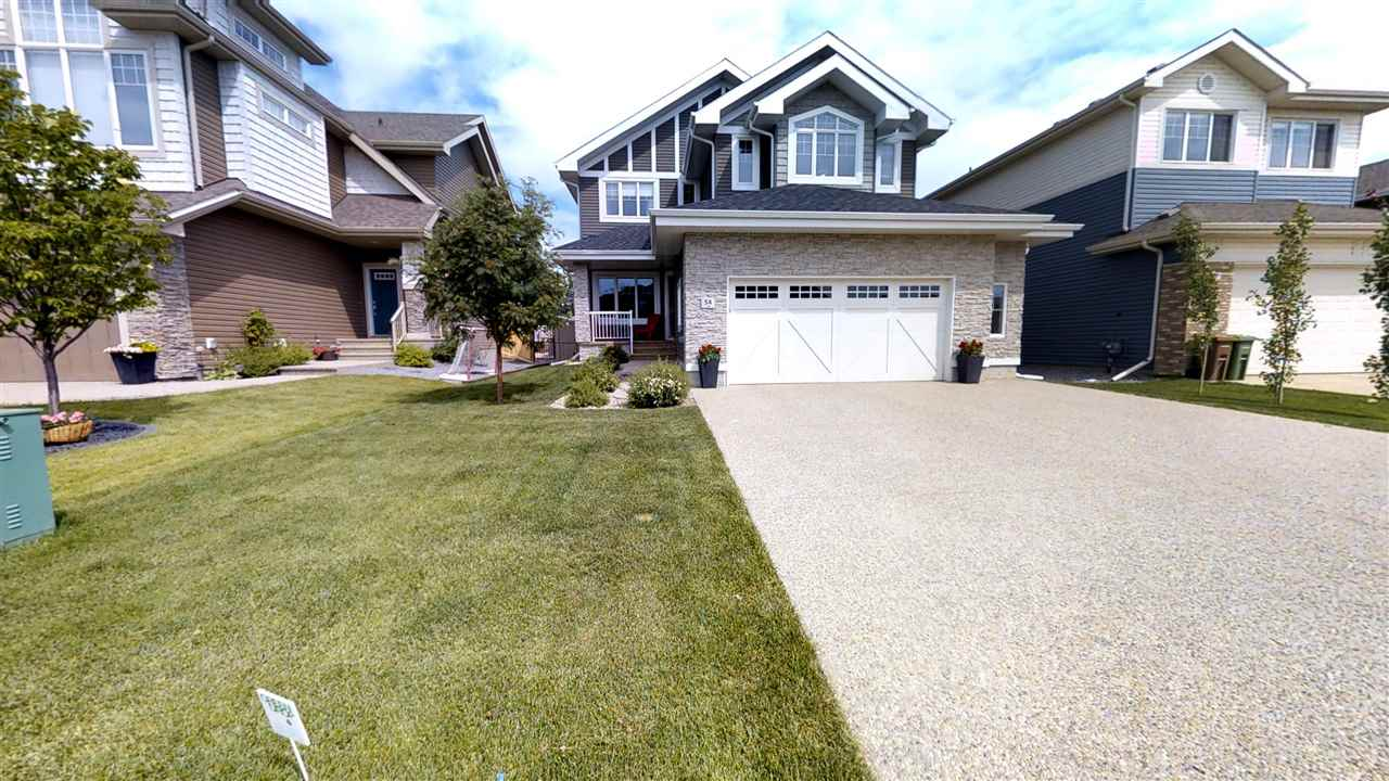 Main Photo: 54 EDGEWATER Terrace N: St. Albert House for sale : MLS(r) # E4071115
