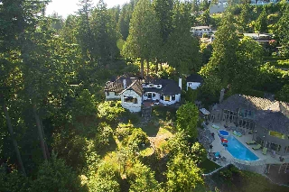 Main Photo: 4670 PICCADILLY SOUTH Road in West Vancouver: Olde Caulfeild House for sale : MLS® # R2185286