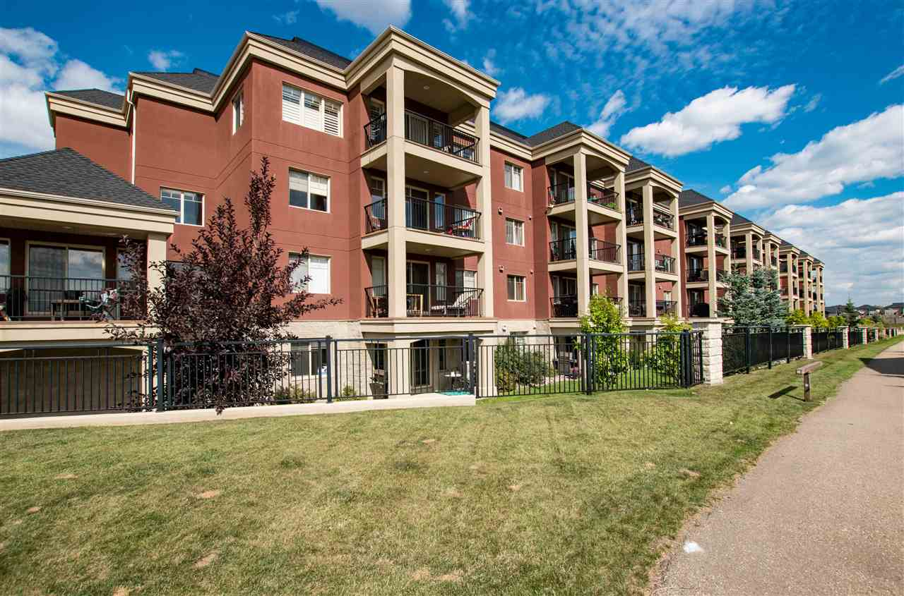 Main Photo: 208 501 PALISADES: Sherwood Park Condo for sale : MLS® # E4078899