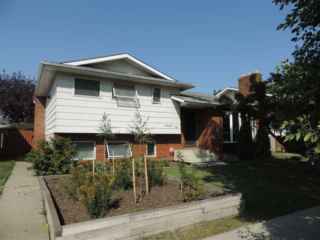 Main Photo: 14224 121 Street in Edmonton: Zone 27 House for sale : MLS® # E4081299