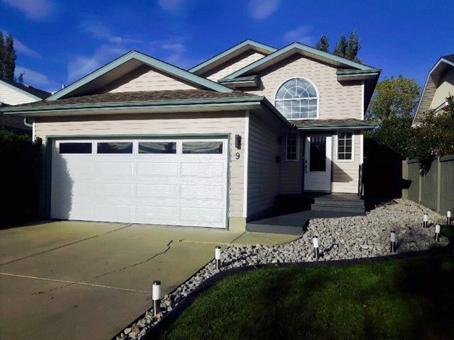Main Photo: 9 OXFORD Place: St. Albert House for sale : MLS® # E4083499