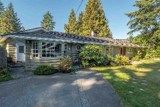 Main Photo: 5407 GREENTREE Road in West Vancouver: Caulfeild House for sale : MLS® # R2212648