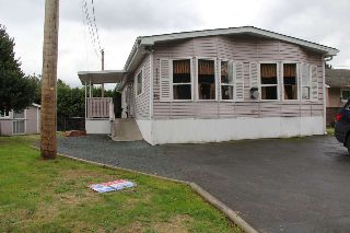 Main Photo: 111 45640 WATSON Road in Sardis: Vedder S Watson-Promontory Manufactured Home for sale : MLS® # R2213927