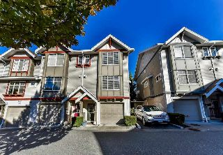 "Main Photo: 62 6651 203RD Street in Langley: Willoughby Heights Townhouse for sale in ""SUNSCAPE"" : MLS®# R2217088"