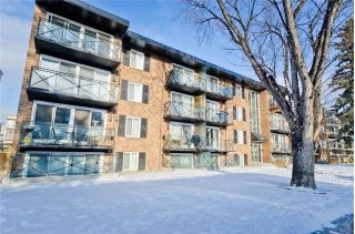 Main Photo: 105 120 24 Avenue SW in Calgary: Mission Condo for sale : MLS® # C4160912
