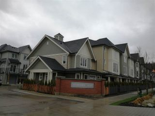 "Main Photo: 6 8050 204 Street in Langley: Willoughby Heights Townhouse for sale in ""Ashbury + Oak South"" : MLS® # R2237633"