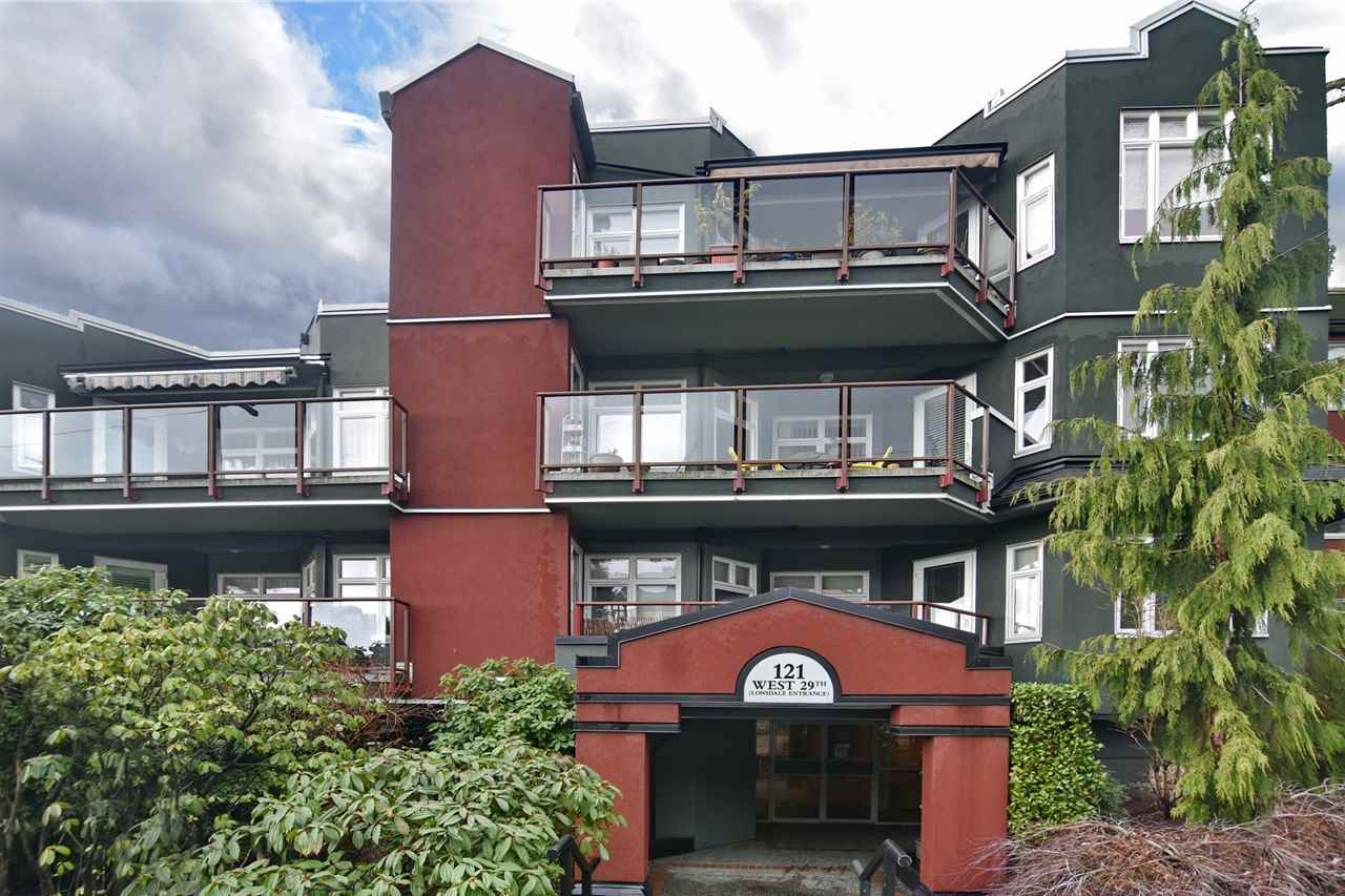 "Photo 17: Photos: 215 121 W 29TH Street in North Vancouver: Upper Lonsdale Condo for sale in ""Somerset Green"" : MLS® # R2241663"