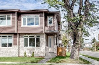 Main Photo: 502 18 Avenue NW in Calgary: Mount Pleasant House for sale : MLS®# C4170467