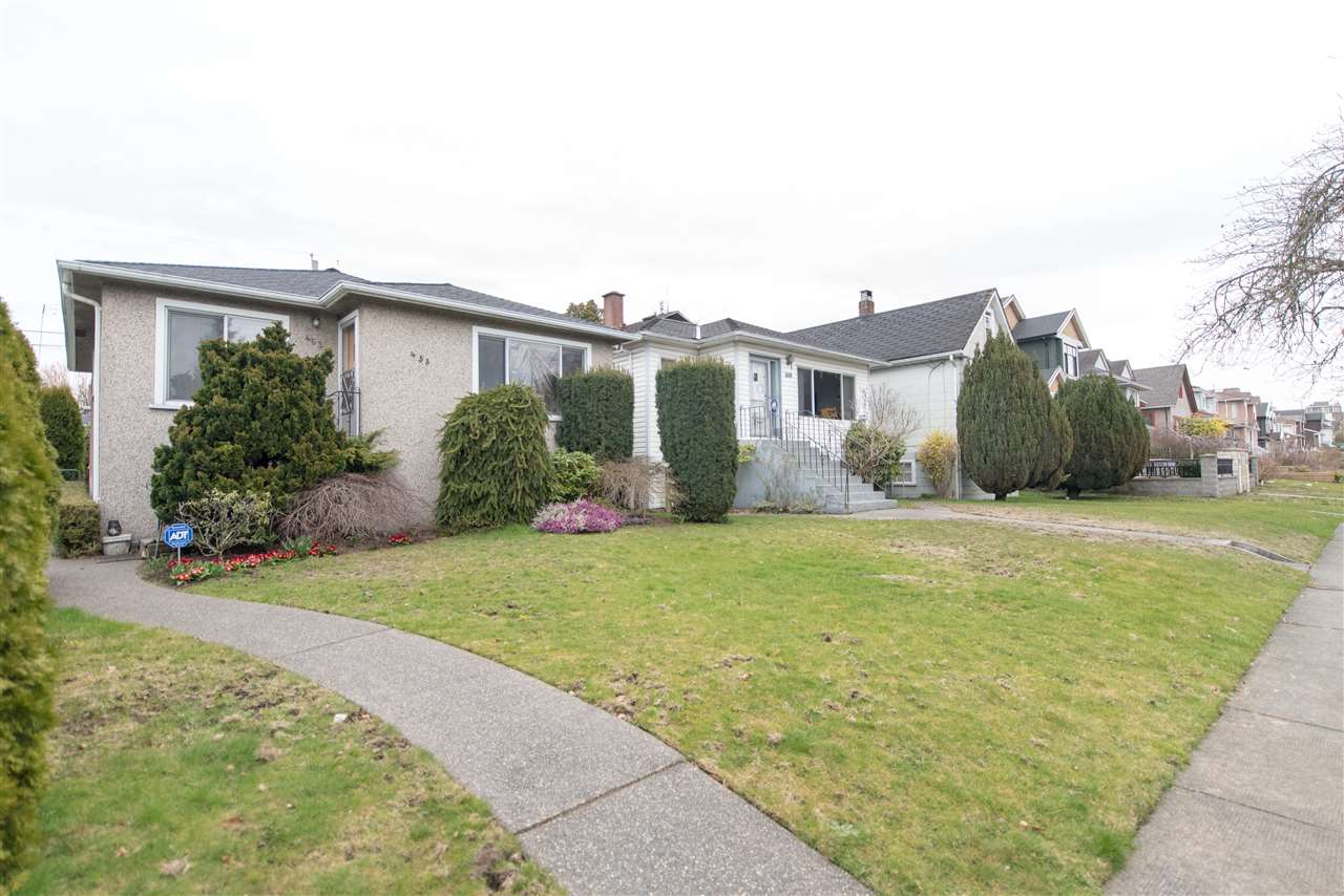 Main Photo: 453 E 57TH. Avenue in Vancouver: South Vancouver House for sale (Vancouver East)  : MLS®# R2249311