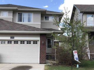 Main Photo: 6098 SUNBROOK Landing: Sherwood Park House Half Duplex for sale : MLS®# E4104813