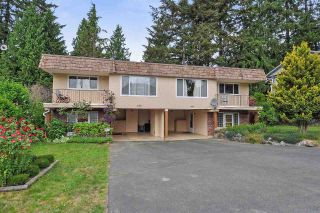 Main Photo: 452 GLENHOLME Street in Coquitlam: Central Coquitlam House Duplex for sale : MLS®# R2274823
