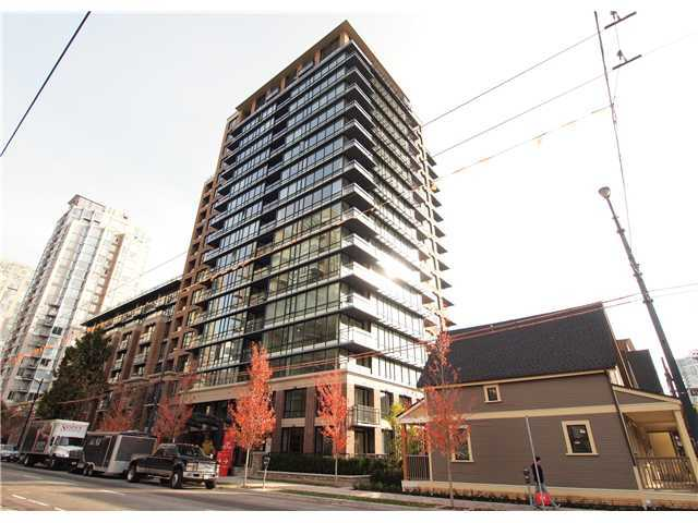 Main Photo: 808 1088 Richards Street in Vancouver: Downtown Condo for sale (Vancouver West)  : MLS® # v928946