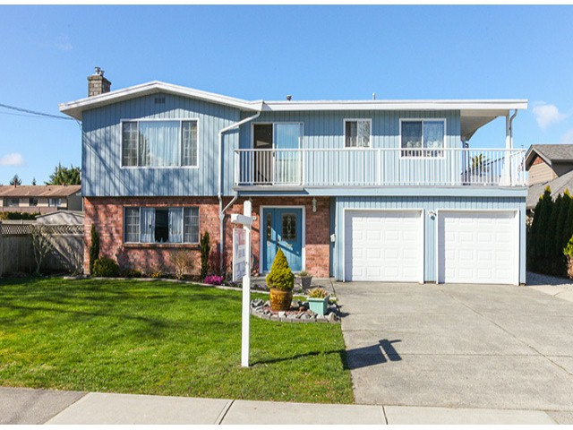 Main Photo: 4621 54A Street in Ladner: Delta Manor House for sale : MLS(r) # V1053819