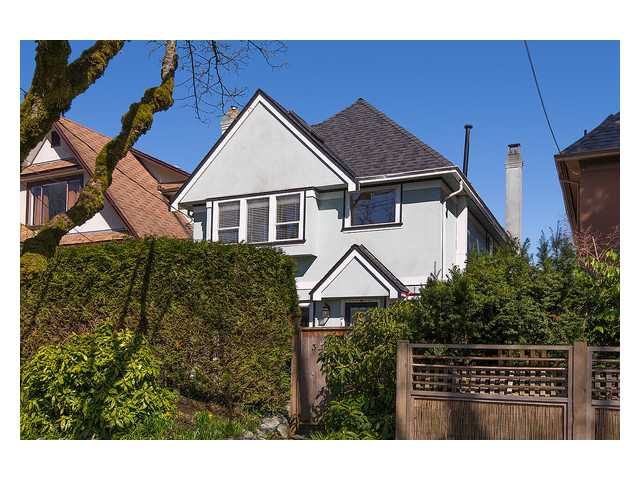 Main Photo: 3111 W 6TH Avenue in Vancouver: Kitsilano House 1/2 Duplex for sale (Vancouver West)  : MLS(r) # V1057939