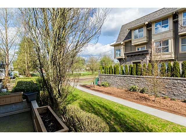 Photo 17: 123 2109 ROWLAND Street in Port Coquitlam: Central Pt Coquitlam Condo for sale : MLS® # V1058408