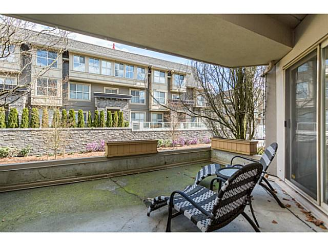 Photo 15: 123 2109 ROWLAND Street in Port Coquitlam: Central Pt Coquitlam Condo for sale : MLS® # V1058408