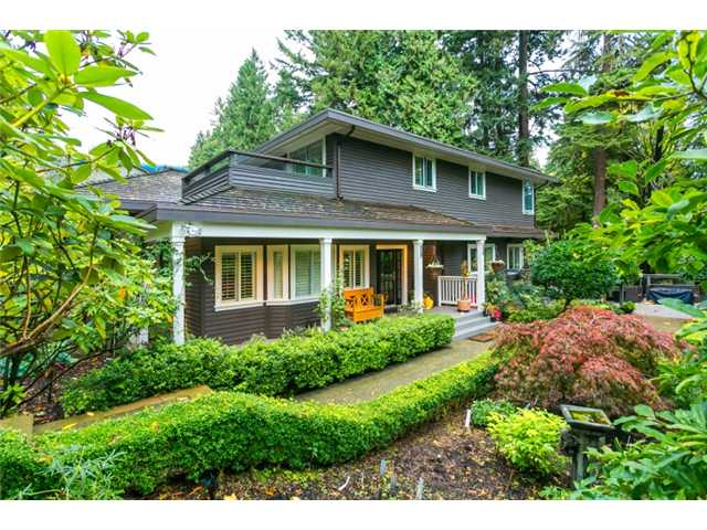 Main Photo: 1820 29TH Street in West Vancouver: Altamont House for sale : MLS(r) # V1099310