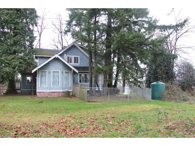 Main Photo: 25321 FRASER Highway in Langley: Salmon River House for sale : MLS® # F1431677