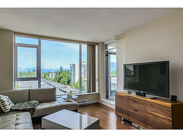 "Photo 3: 905 5868 AGRONOMY Road in Vancouver: University VW Condo for sale in ""SITKA"" (Vancouver West)  : MLS® # V1133257"