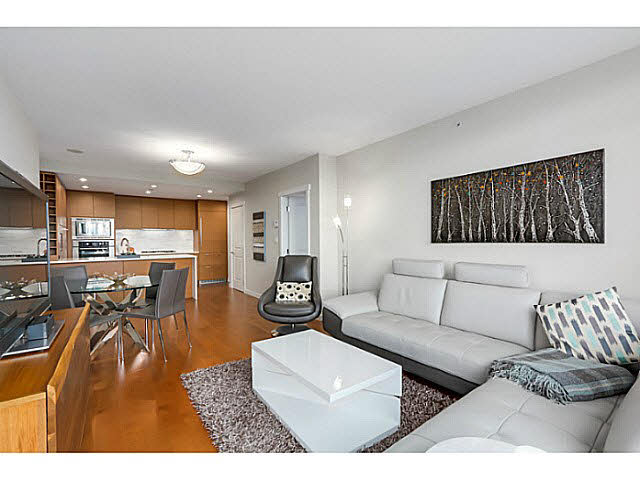"Photo 4: 905 5868 AGRONOMY Road in Vancouver: University VW Condo for sale in ""SITKA"" (Vancouver West)  : MLS® # V1133257"