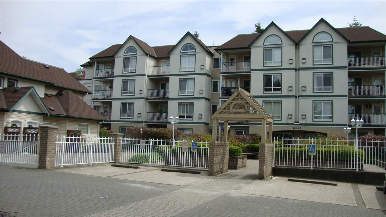 "Main Photo: 111 10082 132ND Street in Surrey: Whalley Condo for sale in ""Melrose Court"" (North Surrey)  : MLS® # R2005977"