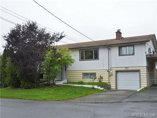 Main Photo: 532 Bowlsby Place in VICTORIA: VW Victoria West Single Family Detached for sale (Victoria West)  : MLS®# 357398
