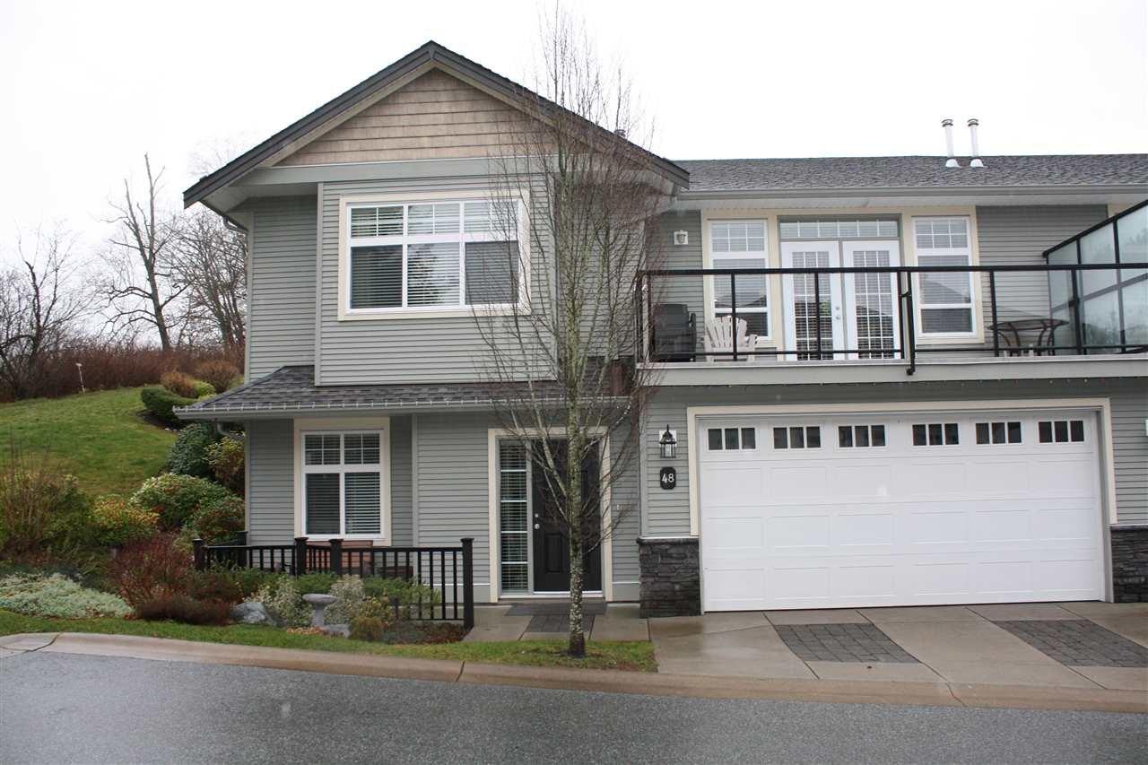 Main Photo: 48 36260 MCKEE Road in Abbotsford: Abbotsford East Townhouse for sale : MLS®# R2019881