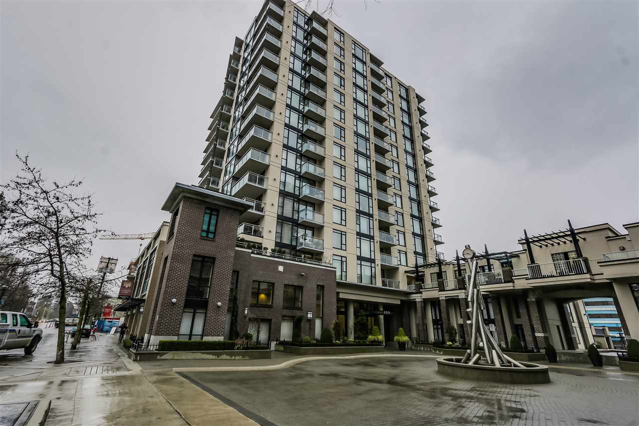 "Main Photo: 407 155 W 1 Street in North Vancouver: Lower Lonsdale Condo for sale in ""Time East"" : MLS®# R2031925"