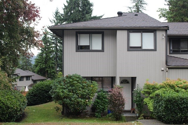 "Main Photo: 848 BLACKSTOCK Road in Port Moody: North Shore Pt Moody Townhouse for sale in ""WOODSIDE VILLAGE"" : MLS®# R2036068"