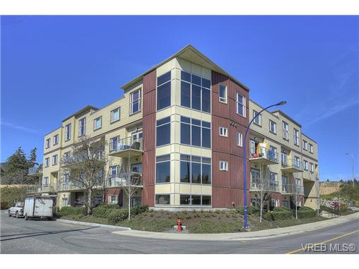 Main Photo: 307 2732 Matson Road in VICTORIA: La Langford Proper Townhouse for sale (Langford)  : MLS® # 362814